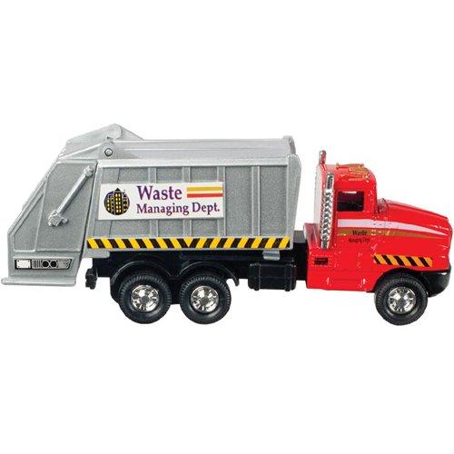 Toysmith City Garbage Truck