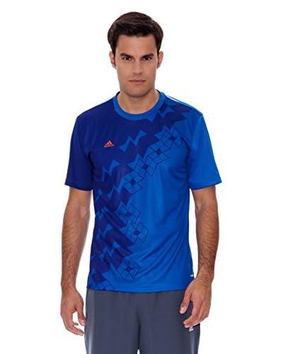 Adidas T-Shirt Changchun [Blu]