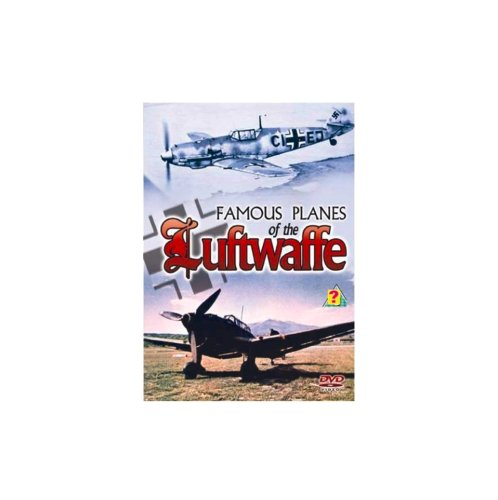 Famous Planes of the Luftwaffe [DVD]