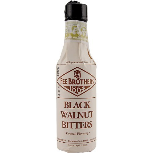 Fee Brothers Black Walnut Bitters 5oz (Fees Brothers Bitters compare prices)