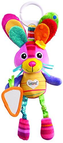 Lamaze Clip & Go Bella The Bunny - 1
