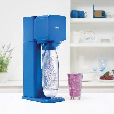 Sodastream Play Sparkling Water Maker Blue Home Garden