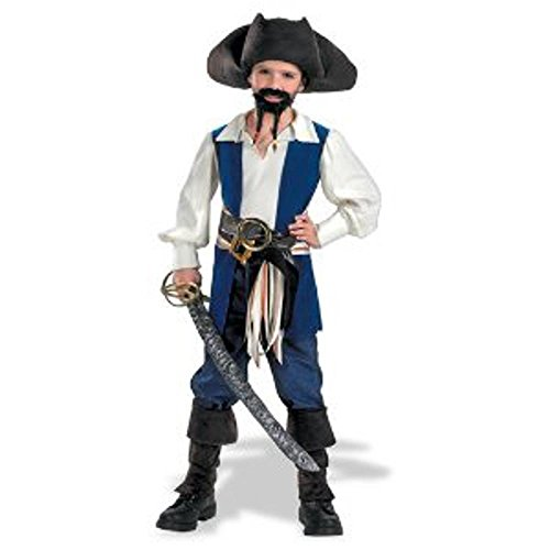 Child's Captain Jack Sparrow Costume (Large 10-12)
