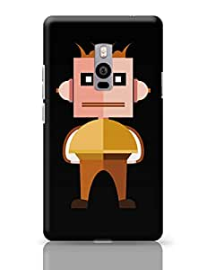 PosterGuy Amazing Colorful Robot Character Colorful Robot Character, Illustration, Cartoon, Vector, Cool Colors, Strong Robot, Gaming Robot, Cute Vector Robots. OnePlus Two Cover