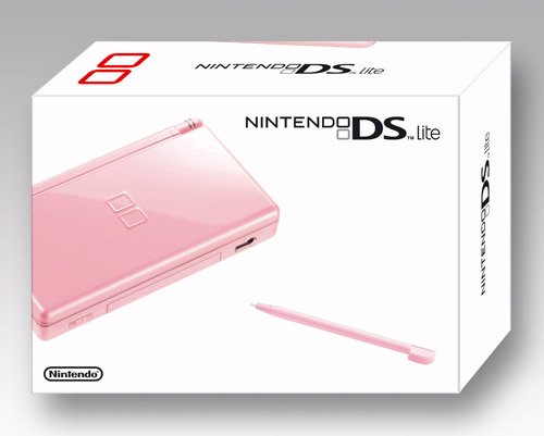 Nintendo DS Lite (Pink)