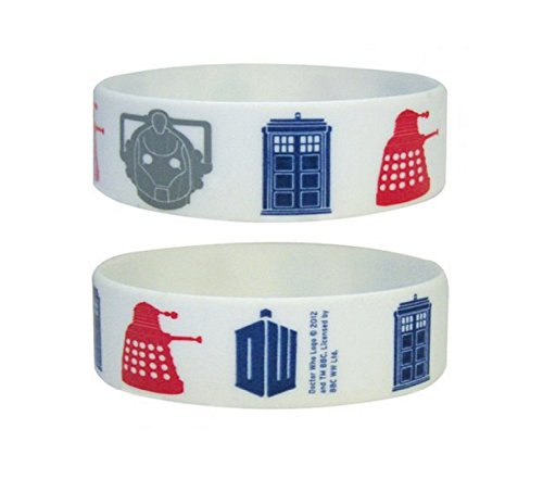 Doctor Who Icons tardis daleks