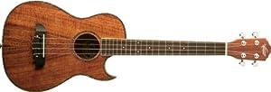 Oscar Schmidt by Washburn OU55CE Baritone Acoustic-Electric Ukulele