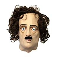 Edgar Allan Poe Mask (Super Creepy) - Off the Wall Toys from Off the Wall Toys