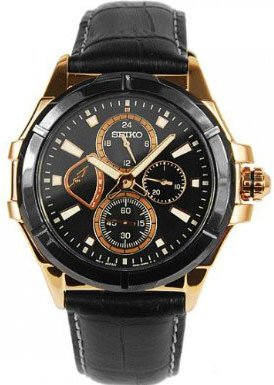black friday seiko premier s gold plated