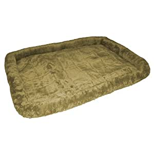Pet Gear Ultra Plush Pet Bed, fits 36-Inch crate, Sage
