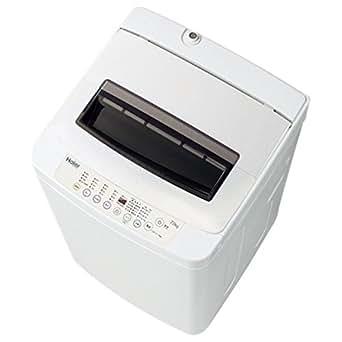 ハイアール 7.0kg 全自動洗濯機 ホワイトHaier JW-K70H-W