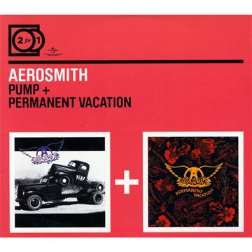 Aerosmith - 2 for 1: Pump/Permanent Vacation - Zortam Music