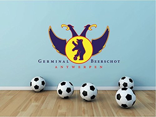 kfc-germinal-k-beerschot-antwerpen-belgique-soccer-football-sport-wall-sticker-vinyle-home-decor-63-