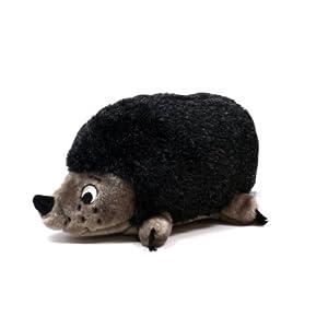 Kyjen PP01529 Hedgehog Dog Toys Grunt Toy, Medium, Brown