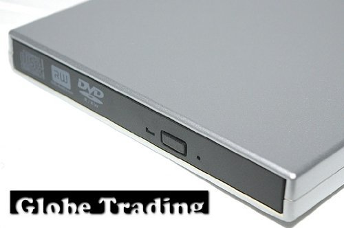 Globe Trading Slimline USB External Dual Layer