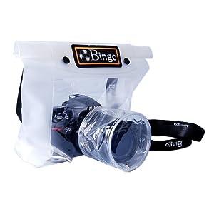 Snow Sand Dust Proof Housing Case for Nikon D3000, D5000, D90, D40