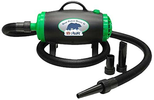 B-Air Dryers Bear Power 2 High Velocity Dryer by B-Air (B Air Bear Power Dryer compare prices)