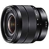 Sony SEL1018 Obiettivo E 10-18 mm F4 con Vetro Super ED SteadyShot, Nero