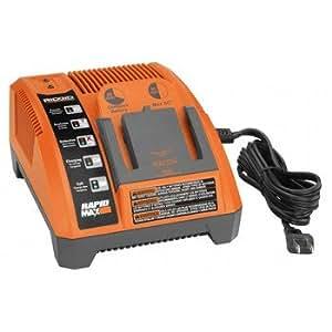 RIDGID 140276003 9.6-18-Volt Single Port Battery Charger