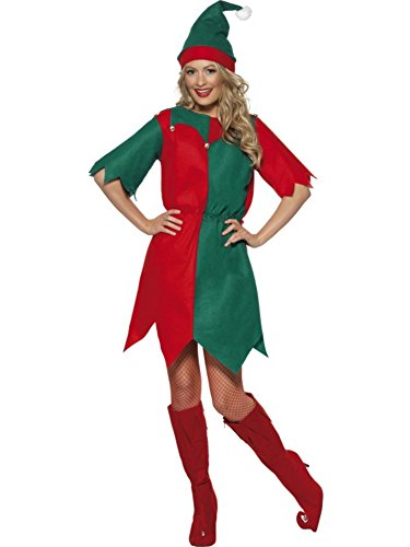 ELF Costume Female UK Dress 20-22 21474X1