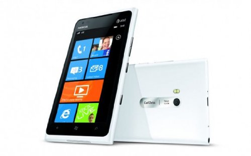 Nokia Lumia 900 4G - WHITE - FOR AT&T ONLY (LOCKED) - No Contract - 1 YEAR US WARRANTY