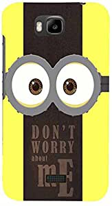 PRINTVISA Cartoon Me Case Cover for Huawei Honor Bee