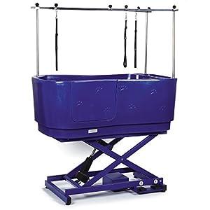 Amazon Com Master Equipment Poly Pro Lift Grooming Tub