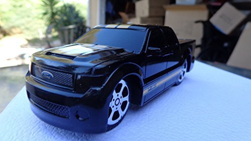Ford F-150 Ext Truck Friction Powered Fiberglass Die-cast Authentic Ford Company Official Licensed Model Truck & Free Shipping - 1