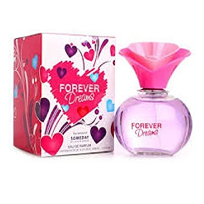 Someday Justin Bieber Forever Dreams Eau De Parfum Womens Perfume 100ml/3.4oz (Imitation)