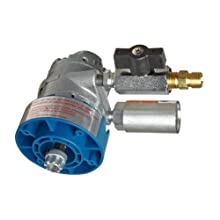 Finish Thompson 107325 S4 1/2 HP Air Motor (40 psi @ 27 cfm) for Drum Pump