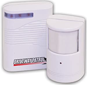 Driveway Patrol Sensor and Receiver Kit (Discontinued by Manufacturer)