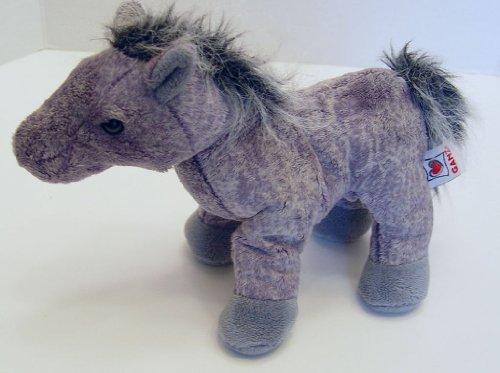 HM098 Webkinz Grey Arabian Horse Pony - 1