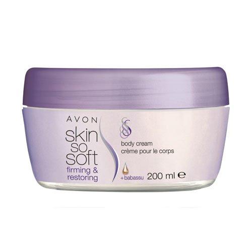 Avon - pelle così morbida, idratante e rassodante crema per il corpo, 200 ml