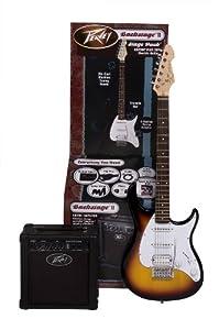 Raptor Plus EXP Sunburst Electric Guitar