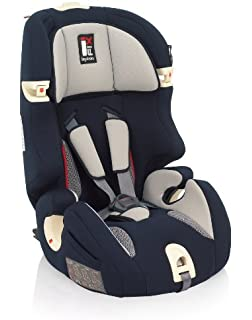 Inglesina AV97E0BLK Prime Miglia I-fix Seggiolino Auto
