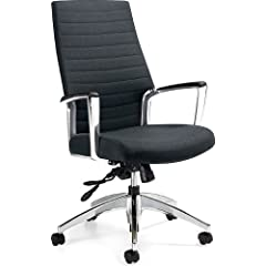 GLOBAL ACCORD HIGH BACK TILTER CHAIR