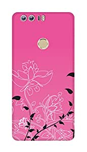 SWAG my CASE PRINTED BACK COVER FOR HUAWEI HONOR 8 Multicolor