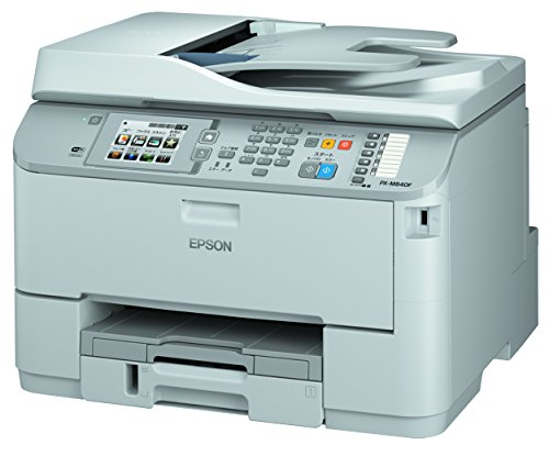 EPSON A4ビジネスインクジェットFAX複合機 PX-M840F