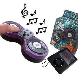 Idol Hands Finger Decks for MP3 Player