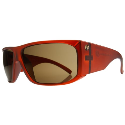 Electric Jailbreak Sunglasses Sangre/Bronze Bronze Chrome, One Size