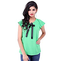 FBBIC Women's Casual Wear Classy Poly Crepe top