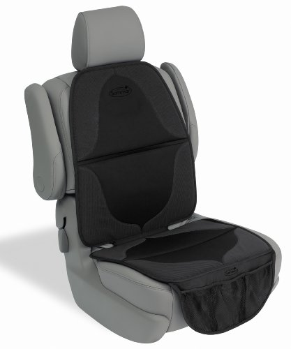 Summer Infant Elite DuoMat for Car Seat, Black