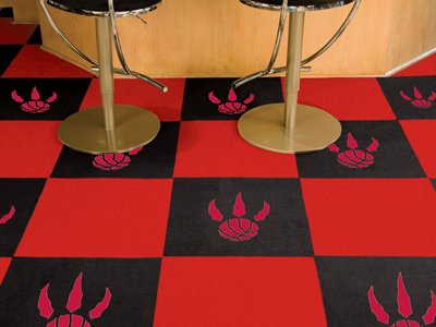 Toronto Raptors NBA Carpet Tiles (18