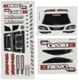 Decal Sheets: 1/16 E-Revo VXL