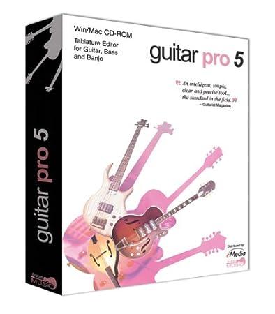 eMedia GuitarPro 5.1 Win/Mac