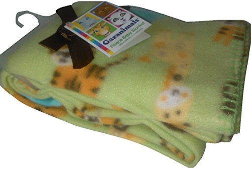 Garanimals Neutral Fleece Blanket - 1