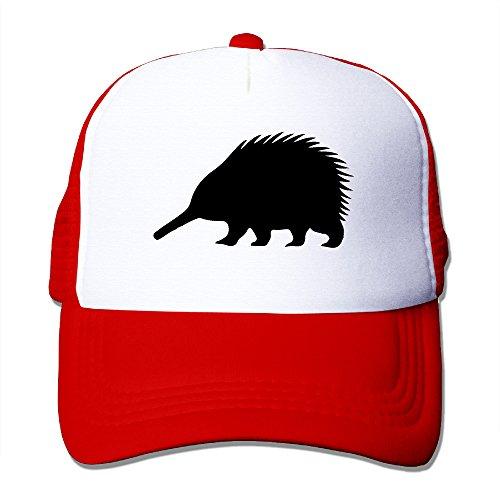 Short Beaked Echidna Mesh Trucker Hat ()
