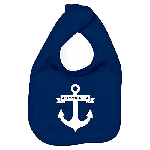 babero-ancla-de-banda-australia-maritim-barco-ancla-segeln-azul-marino-talla-unica