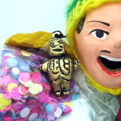 黄金のエケコ(エケッコー)人形
