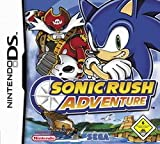 Sonic Rush Adventure Software Pyramide